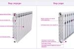 Радиаторы алюминиевые Calidor S5